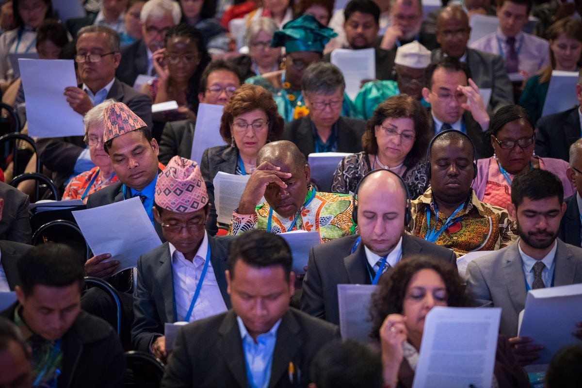 Hope and purpose shine through at International Convention